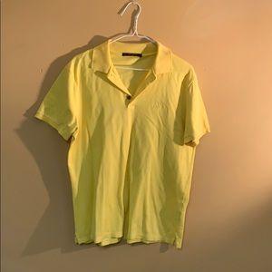 542ba9f1 Louis Vuitton · Yellow Louis Vuitton Polo Sz M